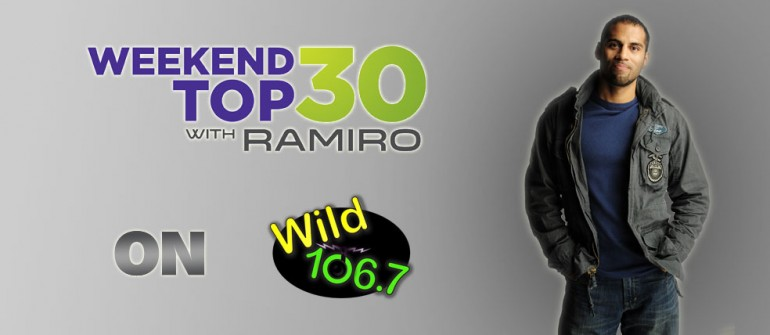 Weekend Top 30 With Ramiro